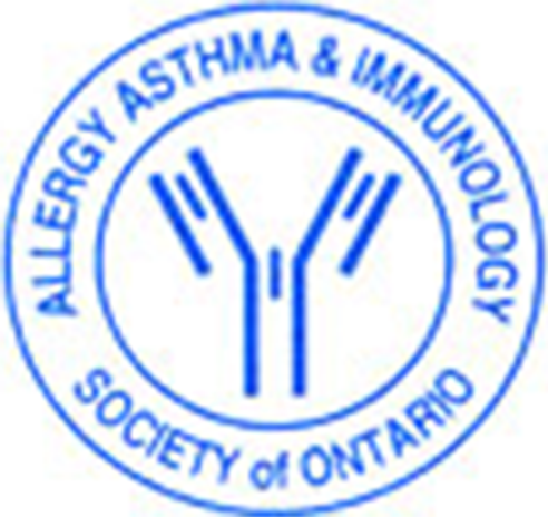 ALLERGY ASTHMA & IMMUNOLOGY SOCIETY OF ONTARIO.